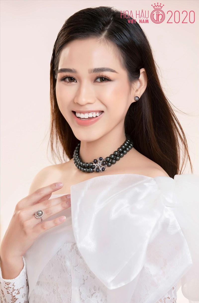 Ngoài hàm răng không đều, Tân Hoa hậu Đỗ Thị Hà còn có thêm một nhược điểm nhan sắc mà để ý kỹ mới nhận ra - Ảnh 2.