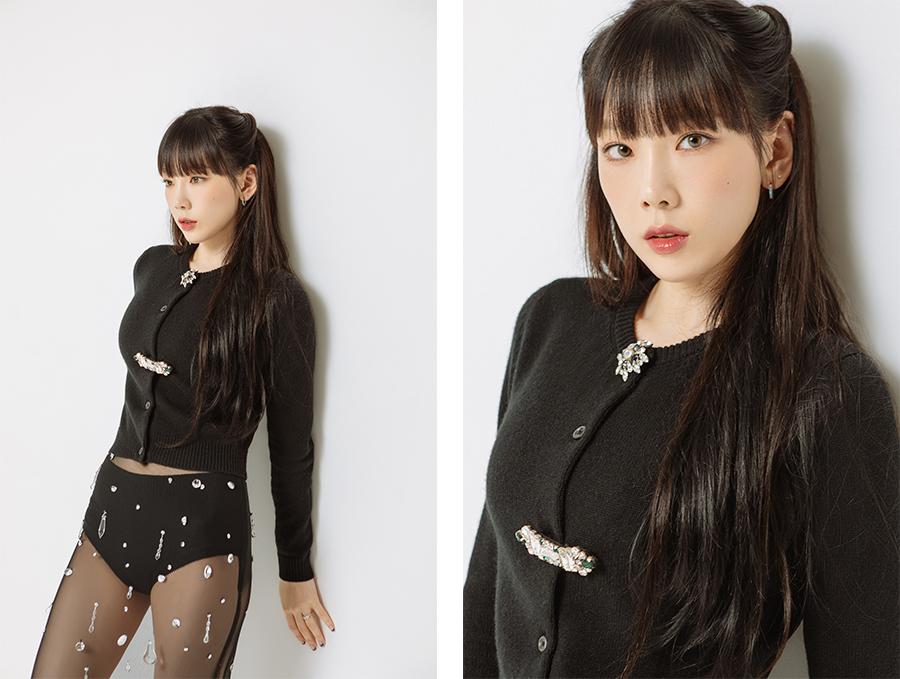 Taeyeon - Tiffany bất ngờ đụng hàng: Người hở bạo được khen tới tấp, người tem tém lại bị chê không hợp - Ảnh 1.
