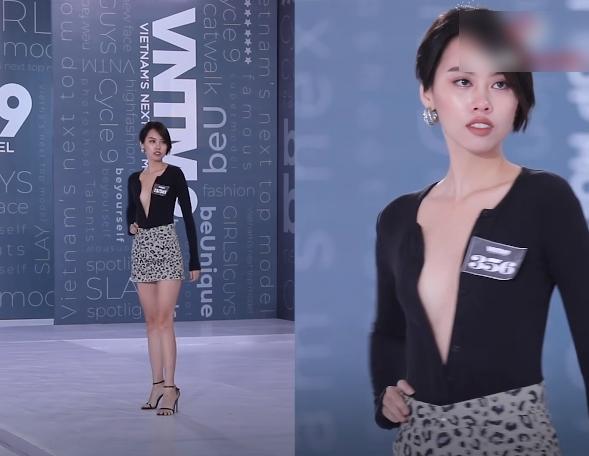 Vietnam's Next Top Model: Xuất hiện dàn hotgirl xinh đẹp khiến Nam Trung tuyển thẳng mà không cần thi thố - Ảnh 3.