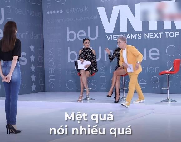 Vietnam's Next Top Model: Xuất hiện dàn hotgirl xinh đẹp khiến Nam Trung tuyển thẳng mà không cần thi thố - Ảnh 9.