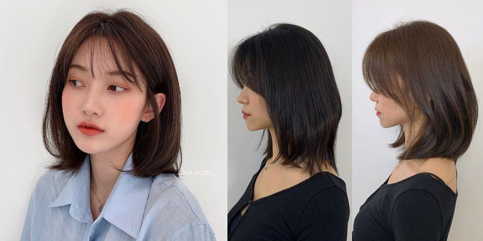 Tóc xương đòn - kiểu tóc hợp mọi dáng mặt: Hiện đại, cá tính hệt tóc ngắn, mà cũng nữ tính sang chảnh chẳng thua tóc dài