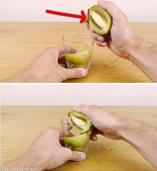 Mẹo bóc vỏ và cắt rau củ - trái cây thần tốc - Ảnh 2.
