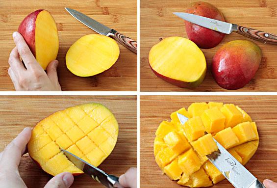 Mẹo bóc vỏ và cắt rau củ - trái cây thần tốc - Ảnh 3.