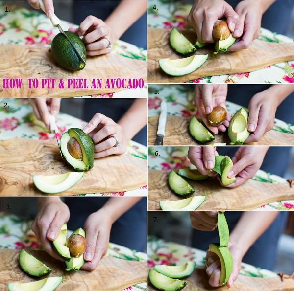 Mẹo bóc vỏ và cắt rau củ - trái cây thần tốc - Ảnh 4.