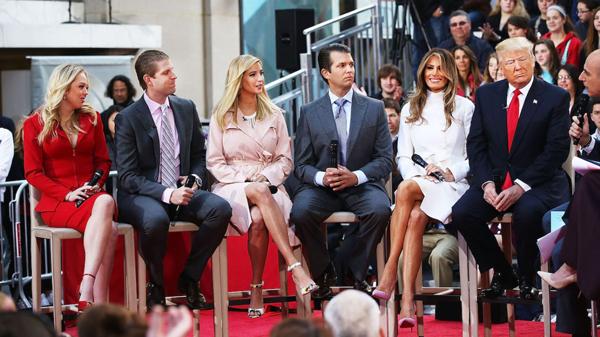 """Con gái của Donald Trump: Từ nhỏ đã được dạy dỗ nghiêm ngặt, lớn lên thành """"con át chiến lược"""" trong chiến dịch tranh cử của bố - Ảnh 2."""