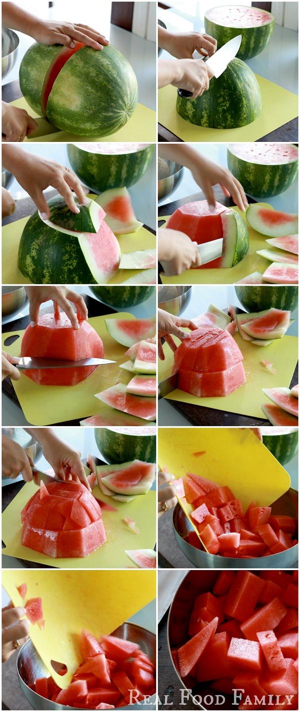 Mẹo bóc vỏ và cắt rau củ - trái cây thần tốc - Ảnh 8.