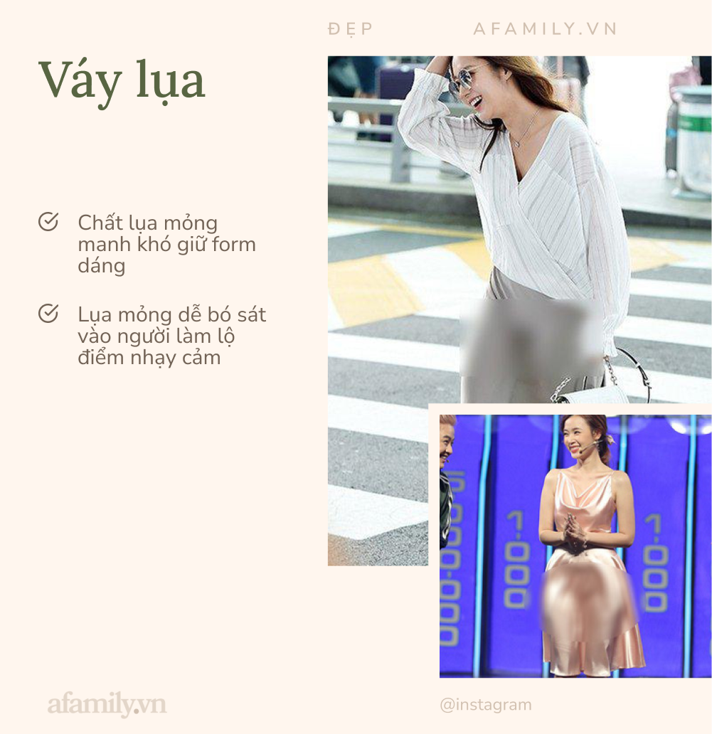 6 kiểu váy áo dễ hớ hênh, phản cảm khiến điểm duyên dáng của các chị em tụt dốc thảm hại - Ảnh 2.