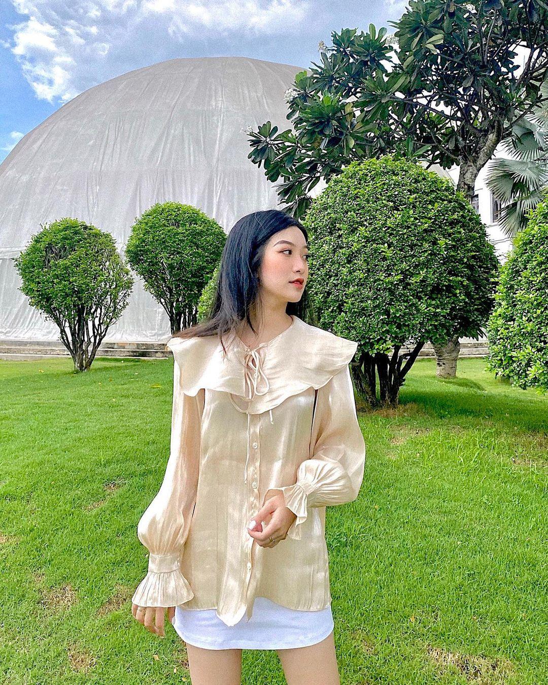 3 kiểu áo sơ mi cách điệu biến style của nàng công sở thành trendy hết sức - Ảnh 11.