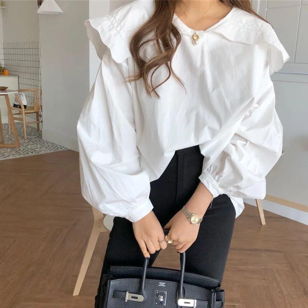 3 kiểu áo sơ mi cách điệu biến style của nàng công sở thành trendy hết sức - Ảnh 10.
