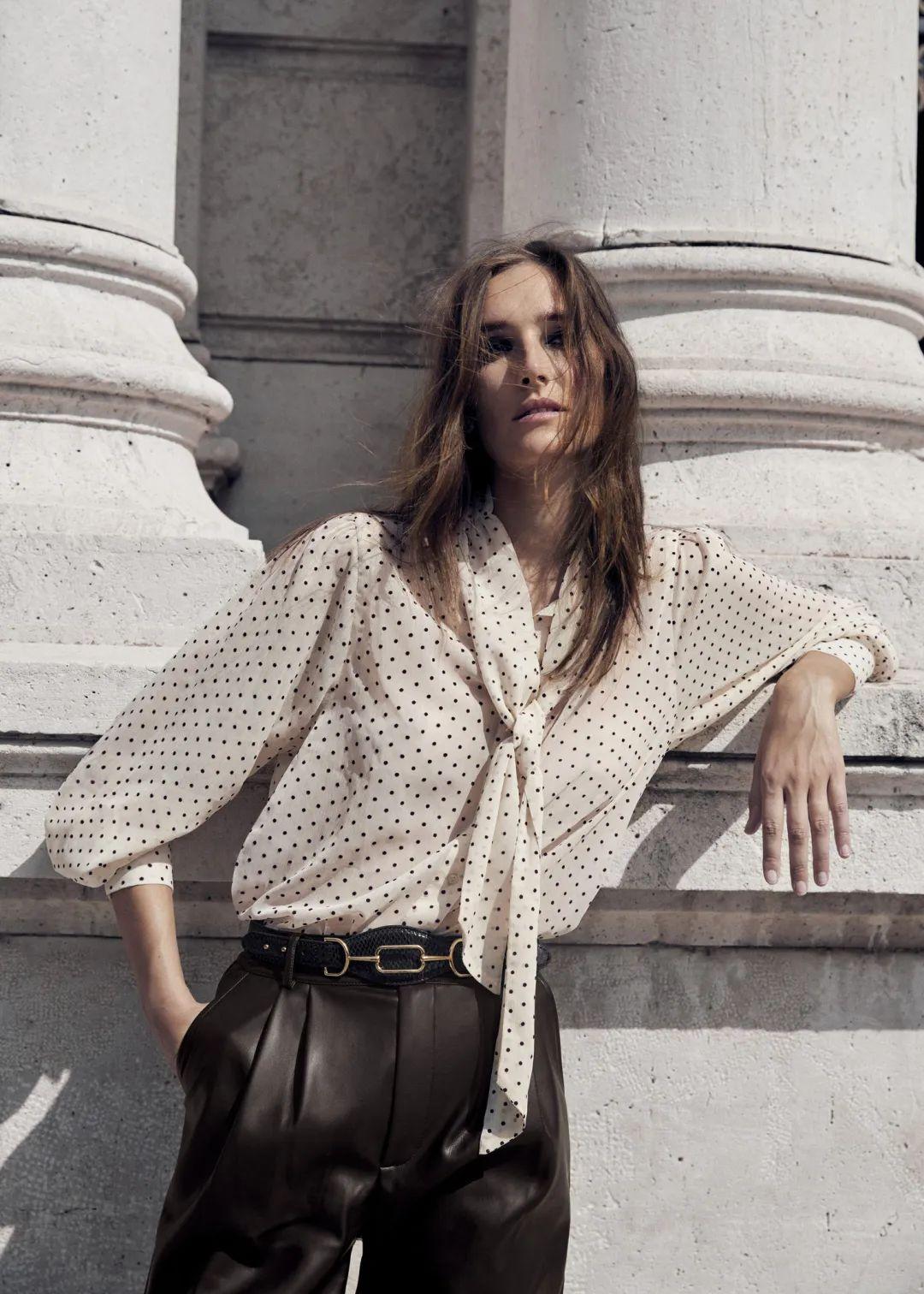 3 kiểu áo sơ mi cách điệu biến style của nàng công sở thành trendy hết sức - Ảnh 1.