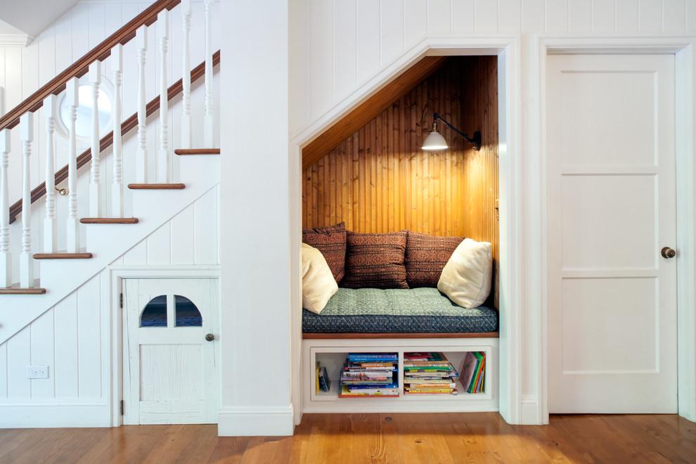 5 cách tận dụng gầm cầu thang giúp bạn tiết kiệm không gian sống một cách triệt để - Ảnh 9.