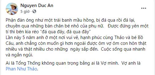 Phan Như Thảo liên tục bị chê vừa già vừa béo, ông xã đại gia liền có động thái này - Ảnh 2.