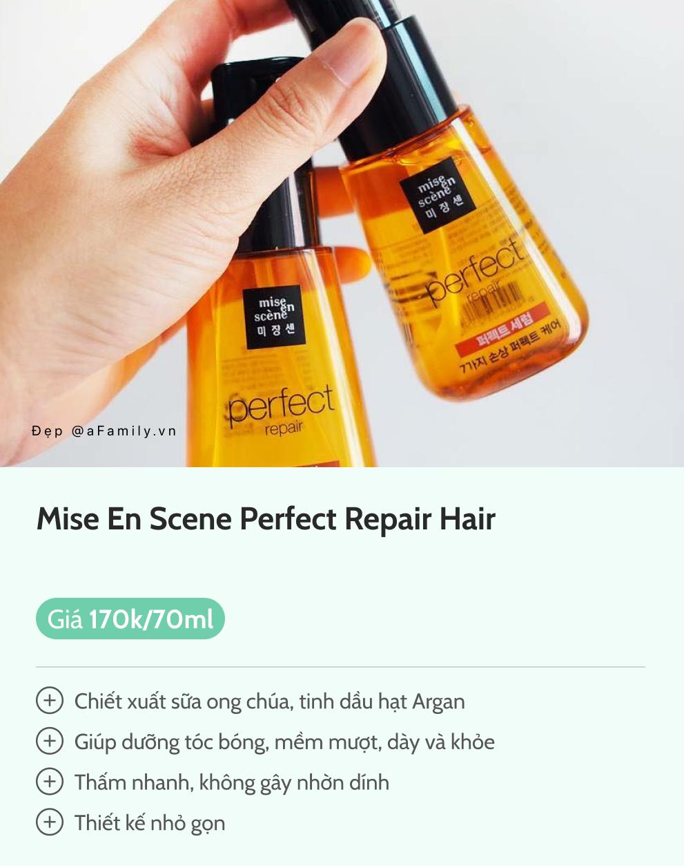 6 loại dầu dưỡng tóc từ 150k giúp tóc mềm mướt bồng bềnh như mây - Ảnh 1.