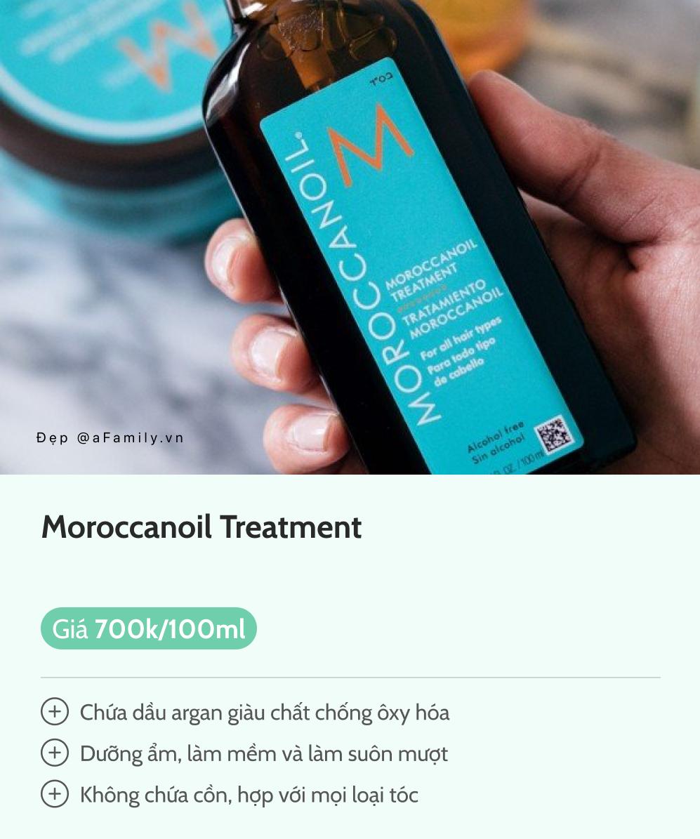 6 loại dầu dưỡng tóc từ 150k giúp tóc mềm mướt bồng bềnh như mây - Ảnh 5.