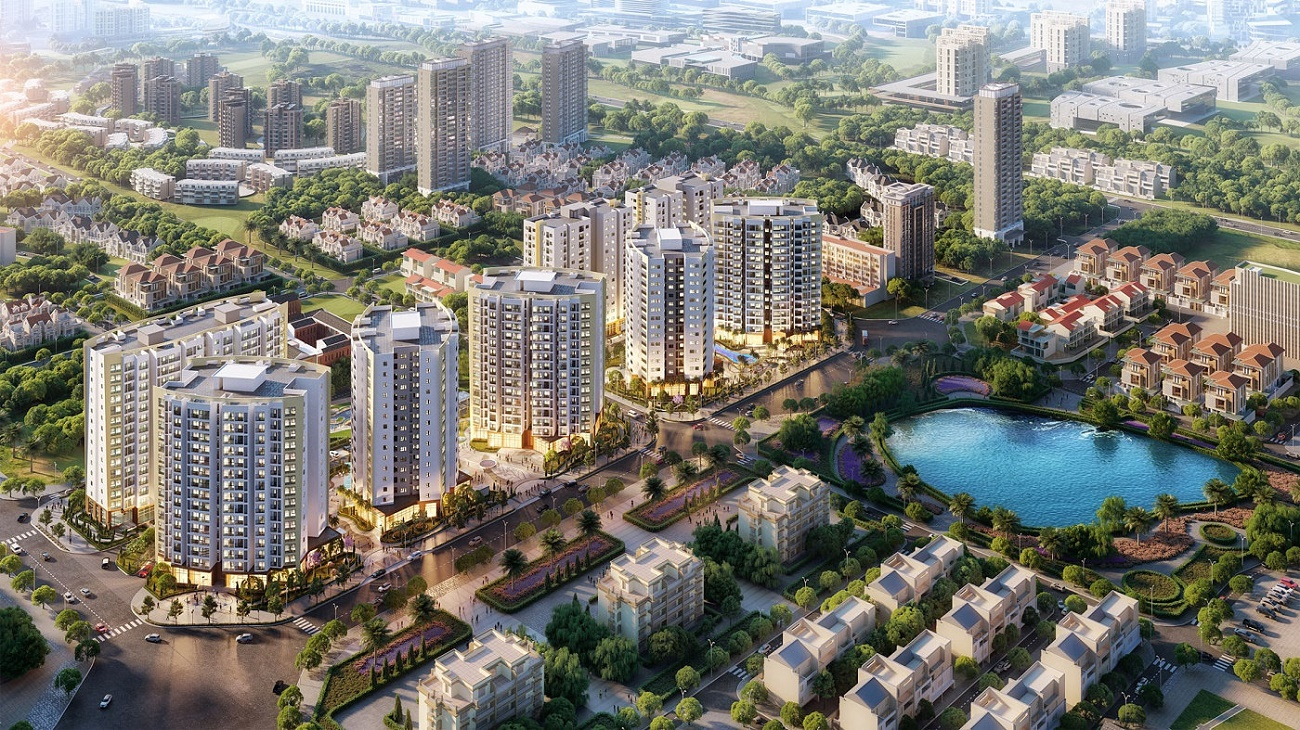Đâu là 4 dự án chung cư tiềm năng ở ngoại thành Hà Nội và lý do bạn phải lưu trong danh sách đáng lưu tâm - Ảnh 5.