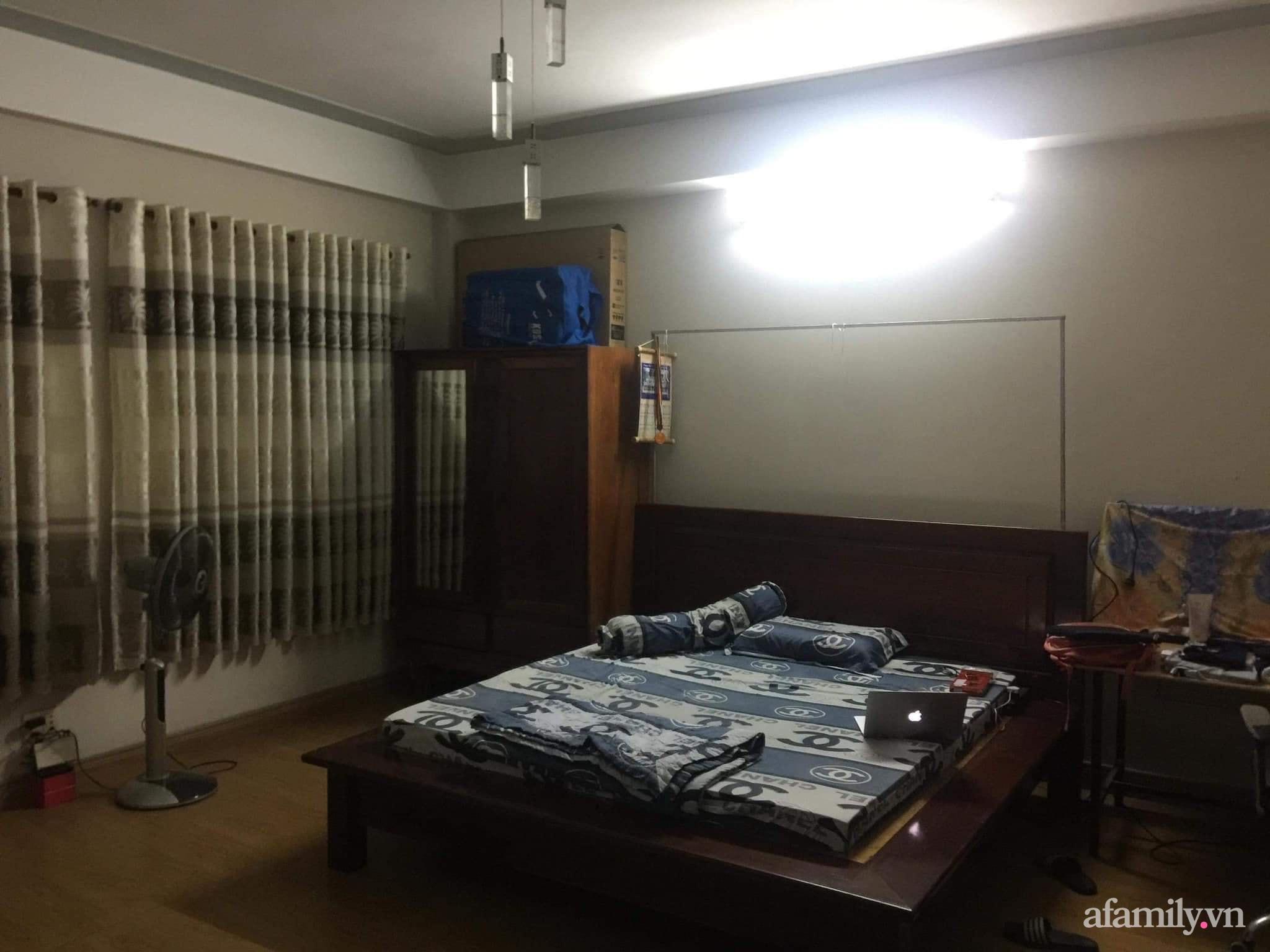 Cải tạo phòng ngủ cũ thành phòng tân hôn đẹp lãng mạn theo phong cách Boho với chi phí décor 50 triệu đồng ở Sài Gòn - Ảnh 1.