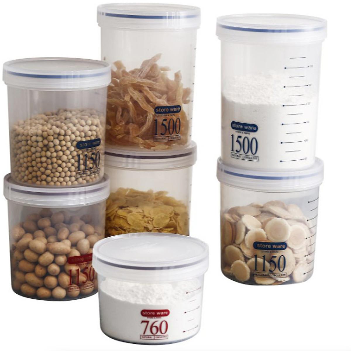 Đã mắt với phòng đựng đồ khô trong biệt thự nhà Tóc Tiên: Sắp xếp khoa học, an toàn, có hàng chục nguyên liệu cho những bữa ăn hấp dẫn - Ảnh 3.