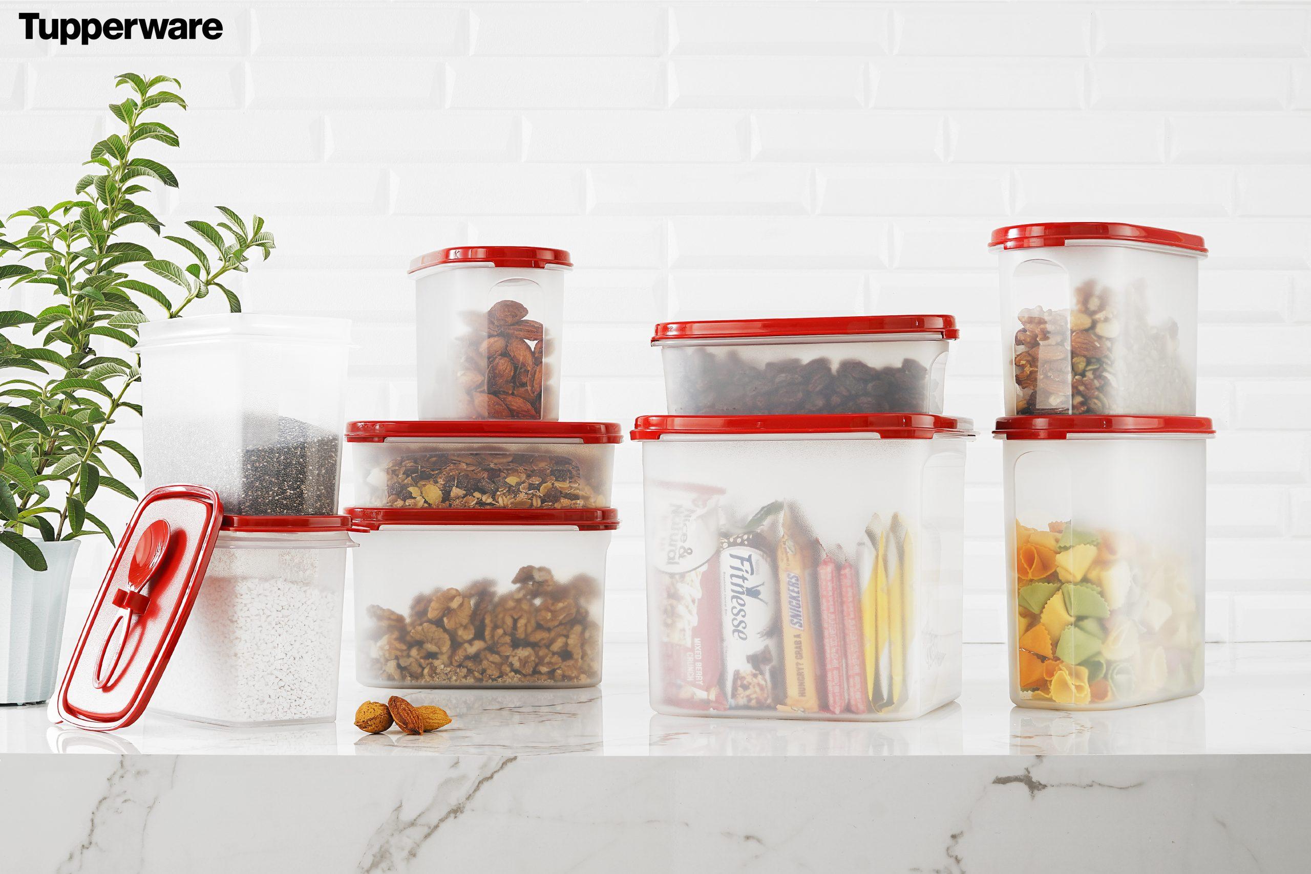 Đã mắt với phòng đựng đồ khô trong biệt thự nhà Tóc Tiên: Sắp xếp khoa học, an toàn, có hàng chục nguyên liệu cho những bữa ăn hấp dẫn - Ảnh 6.