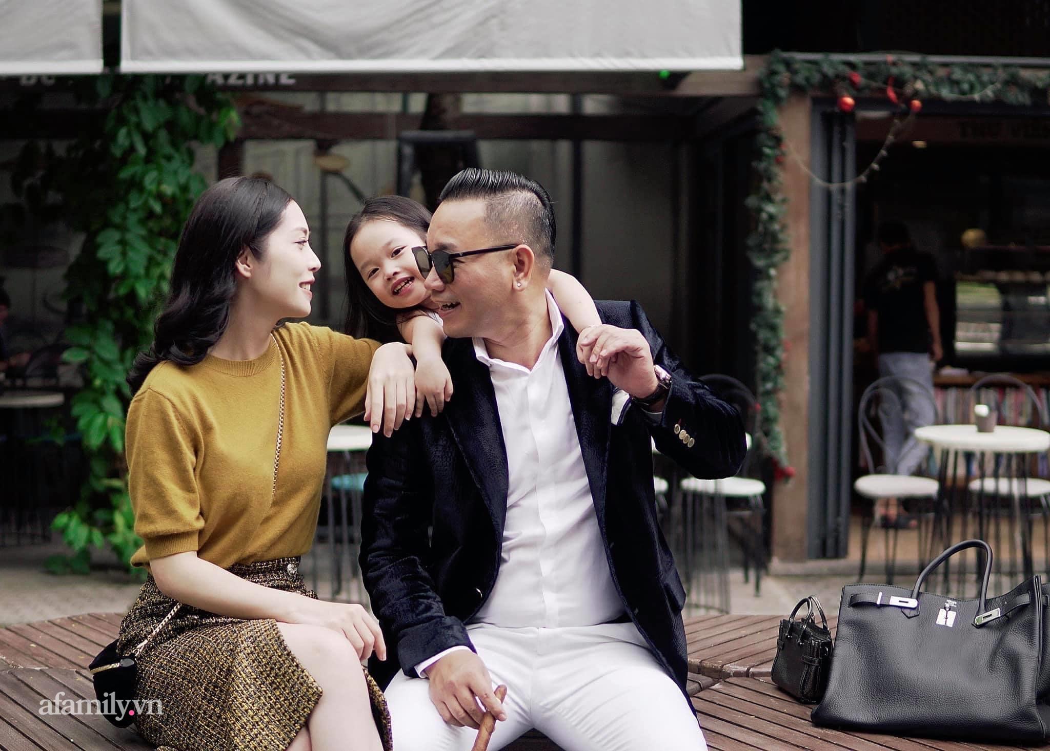 Phu nhân nhà Chương Tailor – khi áp lực không chỉ là mặc đẹp mà còn là cái tâm cùng chồng xây dựng thương hiệu - Ảnh 5.