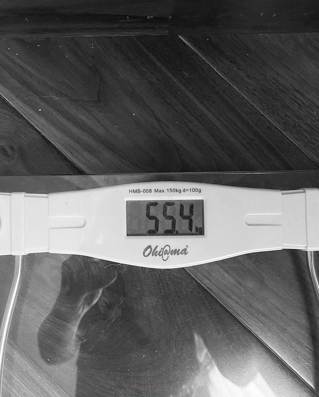 Bảo Thy giảm 2,5kg trong 1 tuần, nhìn thực đơn ép cân mà ai cũng choáng - Ảnh 5.