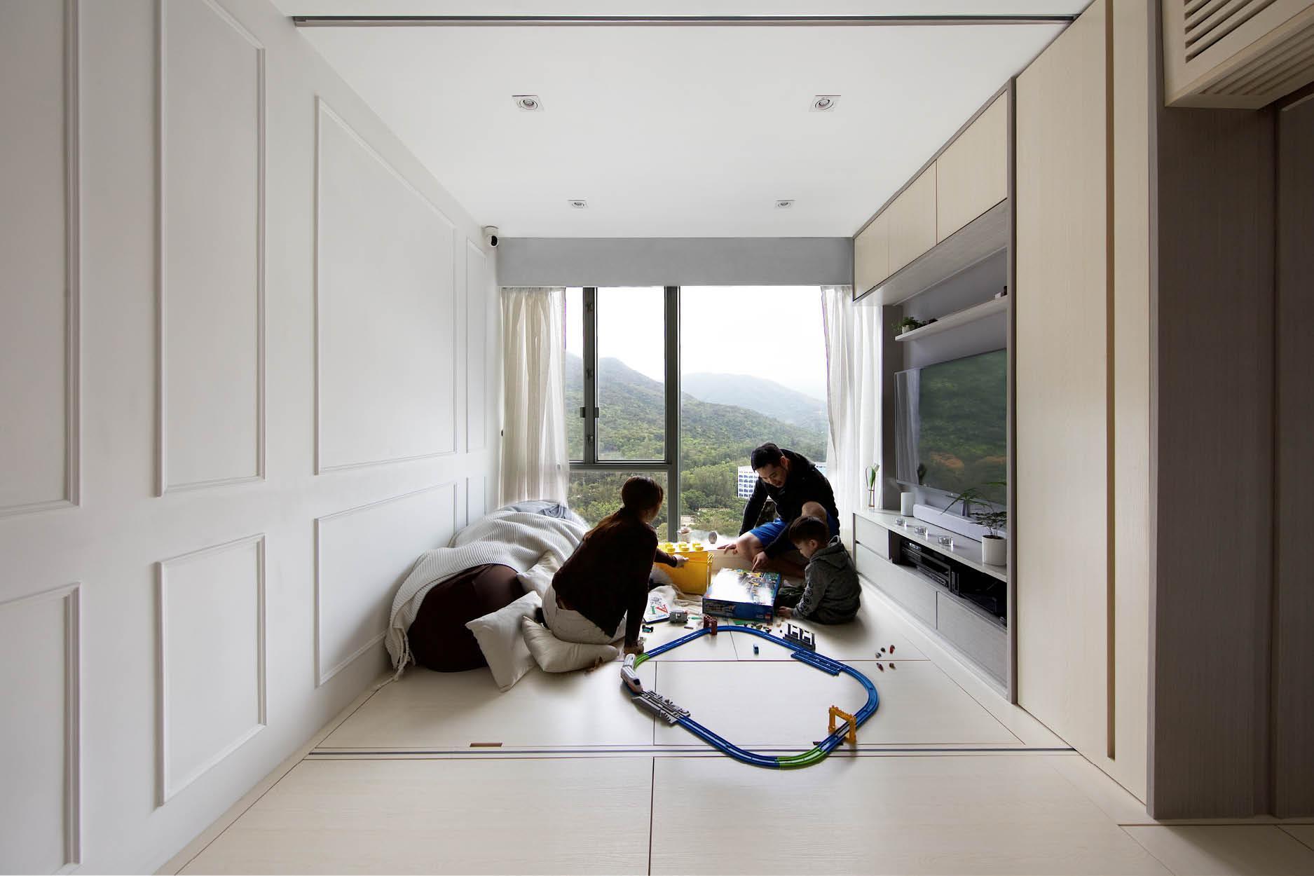 Căn hộ 45m² với mẹo bố trí hợp phong thủy giúp không gian thêm vượng khí, vợ chồng thêm thuận hòa  - Ảnh 4.