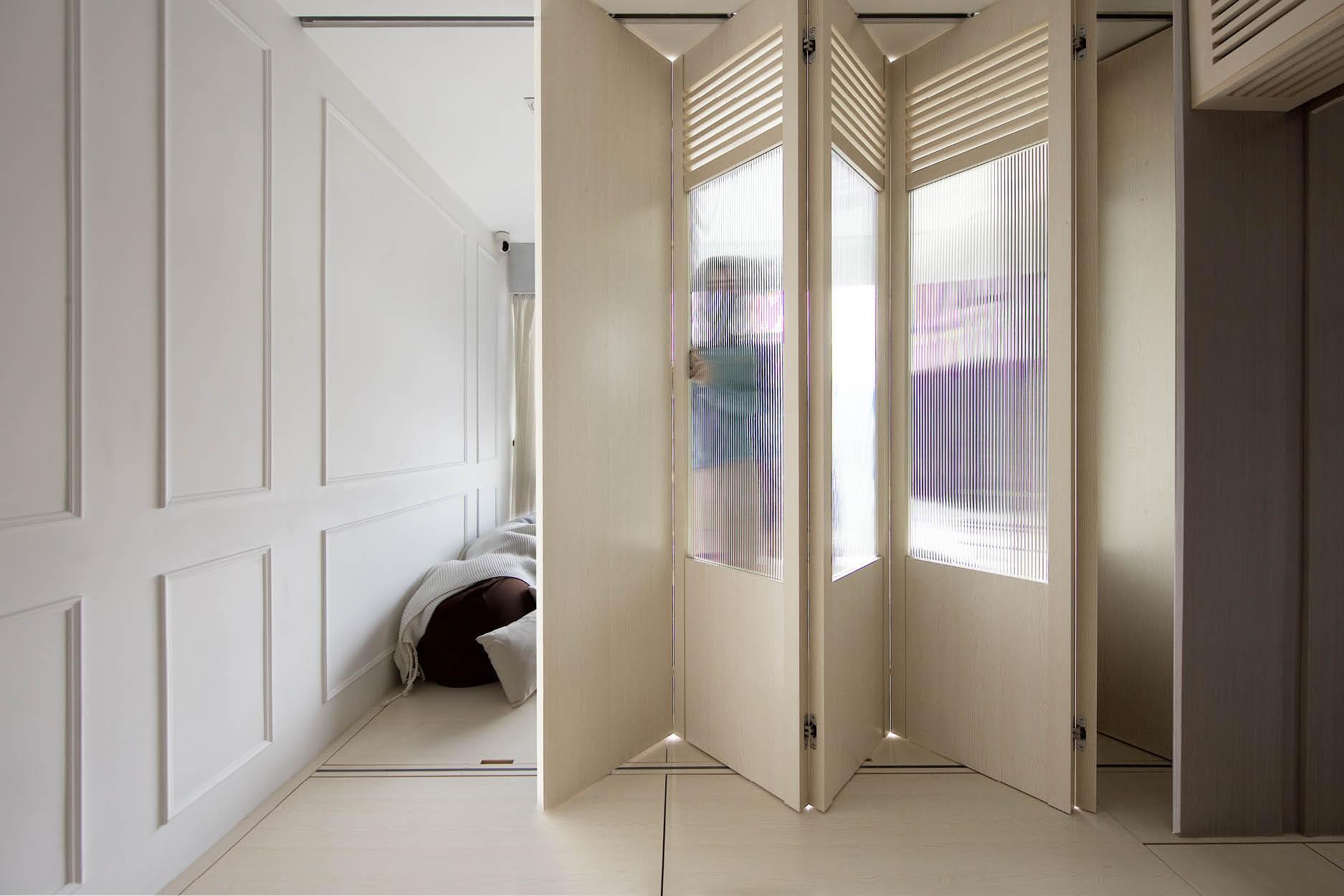 Căn hộ 45m² với mẹo bố trí hợp phong thủy giúp không gian thêm vượng khí, vợ chồng thêm thuận hòa  - Ảnh 7.