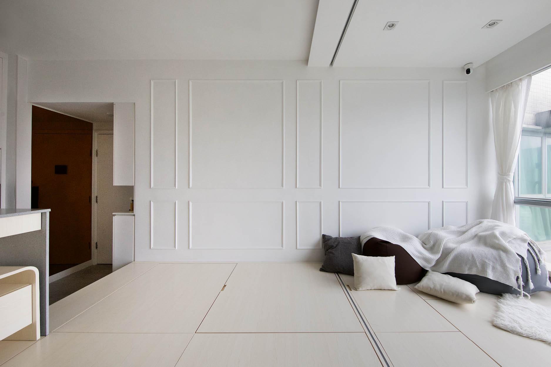 Căn hộ 45m² với mẹo bố trí hợp phong thủy giúp không gian thêm vượng khí, vợ chồng thêm thuận hòa  - Ảnh 8.