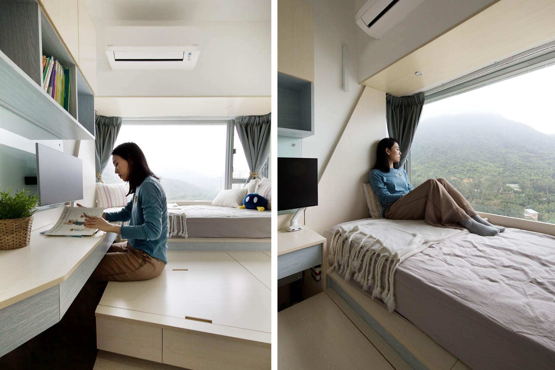 Căn hộ 45m² với mẹo bố trí hợp phong thủy giúp không gian thêm vượng khí, vợ chồng thêm thuận hòa  - Ảnh 18.