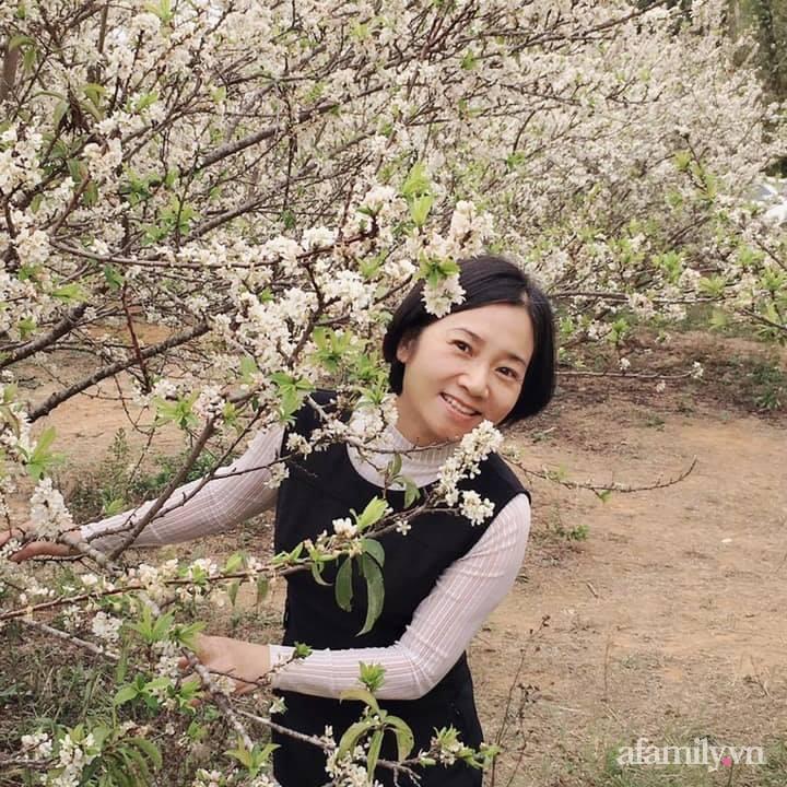 Ngôi nhà ngập tràn sắc màu hoa cúc đẹp lãng mạn của cô giáo phố núi Sơn La - Ảnh 4.