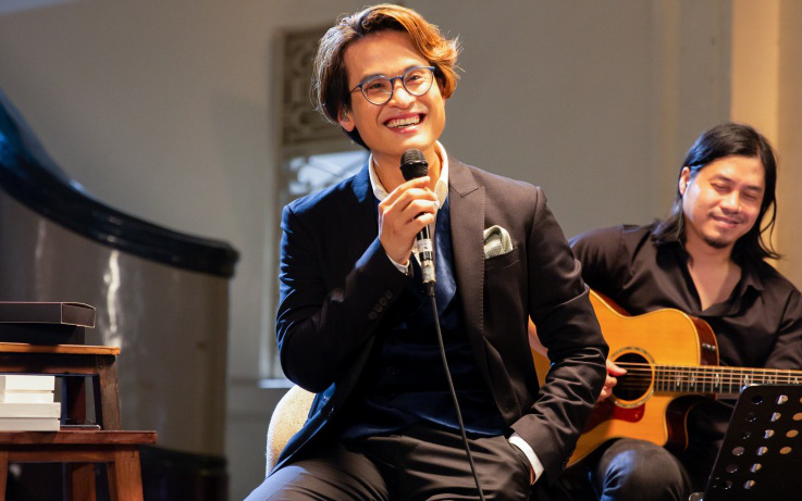 Bất ngờ trước số lượng đặt vé concert quá lớn, Hà Anh Tuấn phát hành album mới trước thềm liveshow