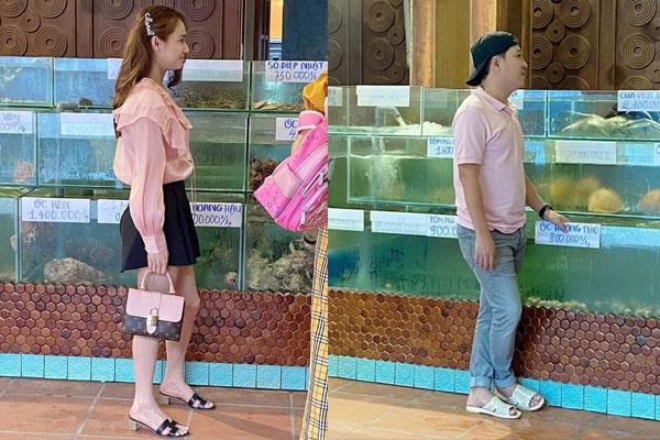 Nhã Phương là bà vợ được nhiều nhất Vbiz: Chồng lo chuyện kiếm tiền, vợ sung sướng diện đồ Chanel 70 triệu đi dự sự kiện - Ảnh 8.