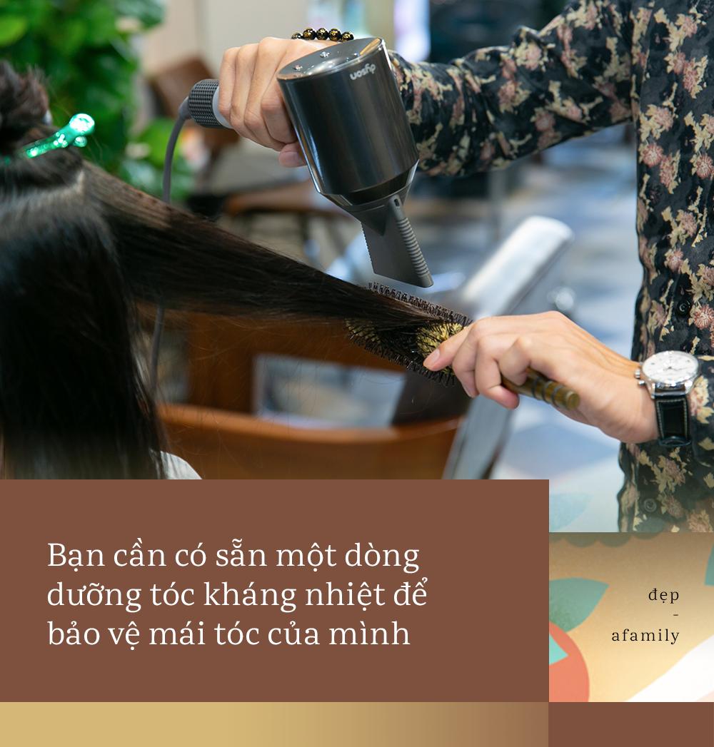 """Dành 30 phút để thử """"cocktaik"""" dưỡng tóc giá 600k và cái kết bất ngờ: Chủ salon cũng chỉ luôn 3 lầm tưởng tai hại mà chị em vẫn """"tin sái cổ"""" khi ra tiệm hấp tóc  - Ảnh 13."""