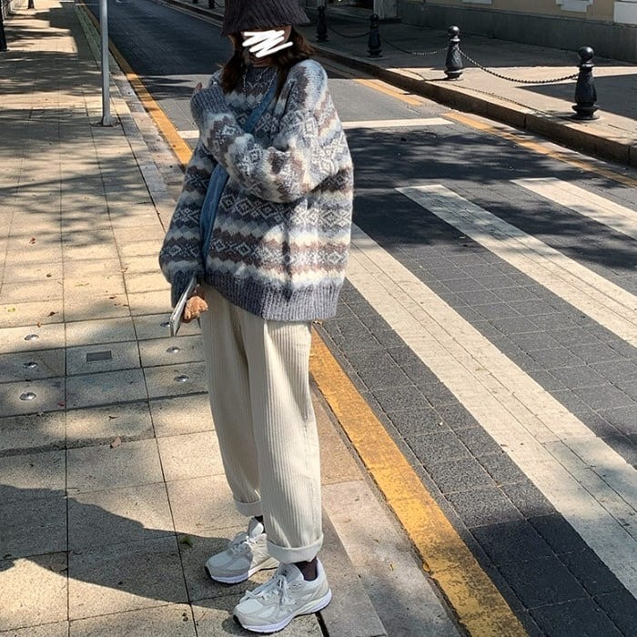 Mix & Phối - 6 cách phối áo len cho mùa Đông không lạnh, có những món đồ còn được tận dụng từ mùa Hè nữa đấy! - chanvaydep.net 6