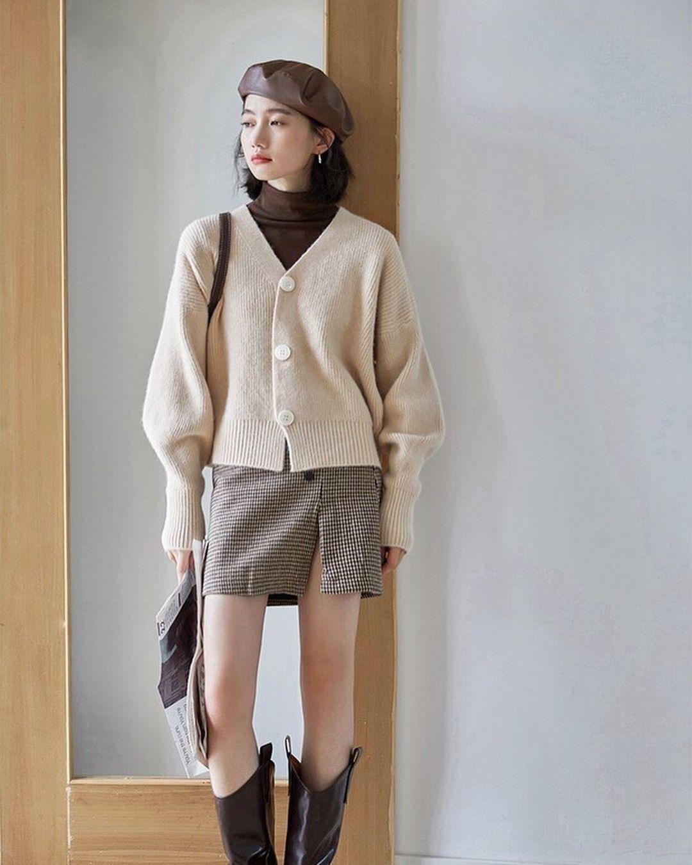 6 cách phối áo len cho mùa đông không lạnh, có những item còn được tận dụng từ mùa hè nữa đấy! - Ảnh 4.