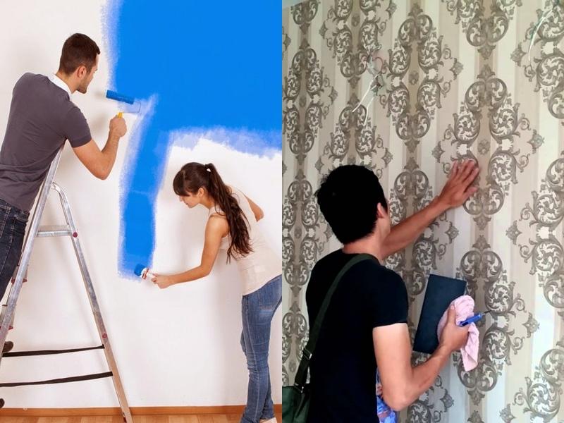 Tư vấn giải đáp: Có nên dùng giấy dán tường cho phòng ấm mốc? - Ảnh 3.