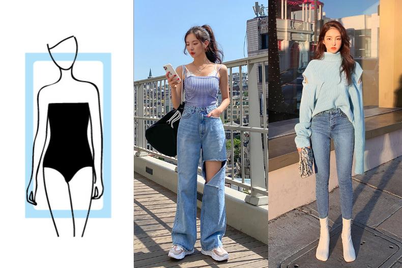 """Muốn chọn được chiếc quần jeans tôn dáng """"đỉnh của đỉnh"""", đồ rẻ mà mặc sang như đồ đắt thì chị em cần lưu ý vào chi tiết này - Ảnh 3."""