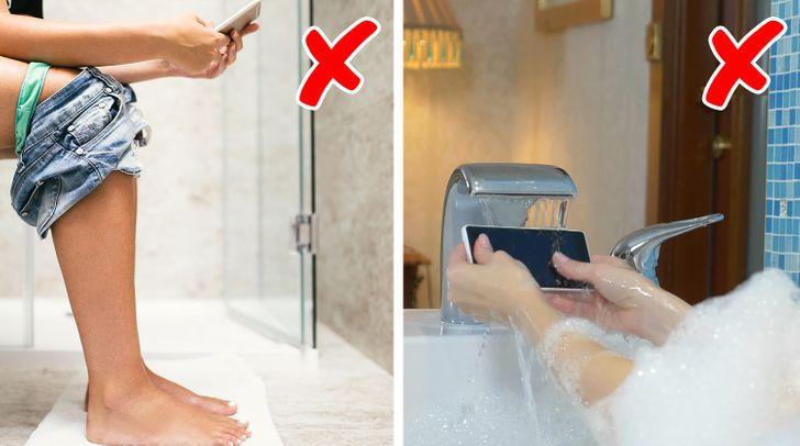10 món đồ bạn thực sự không nên để trong phòng tắm vì có thể gây hại cho sức khỏe - Ảnh 8.