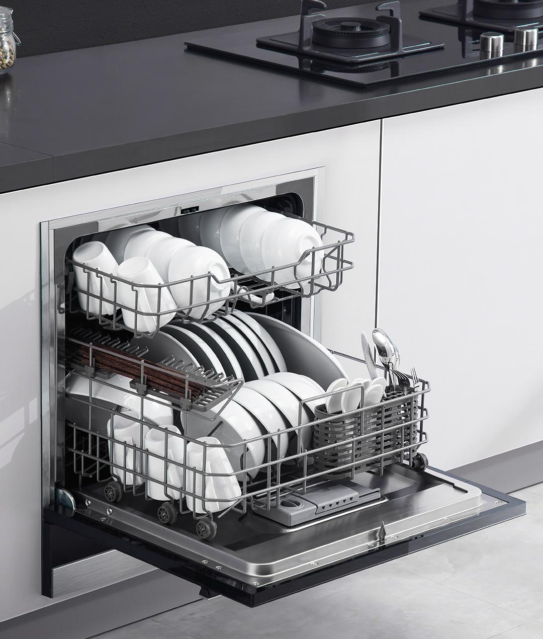 Nếu đang có ý định mua máy rửa bát cho gia đình thì bạn không nên bỏ qua 5 lưu ý quan trọng dưới đây - Ảnh 6.