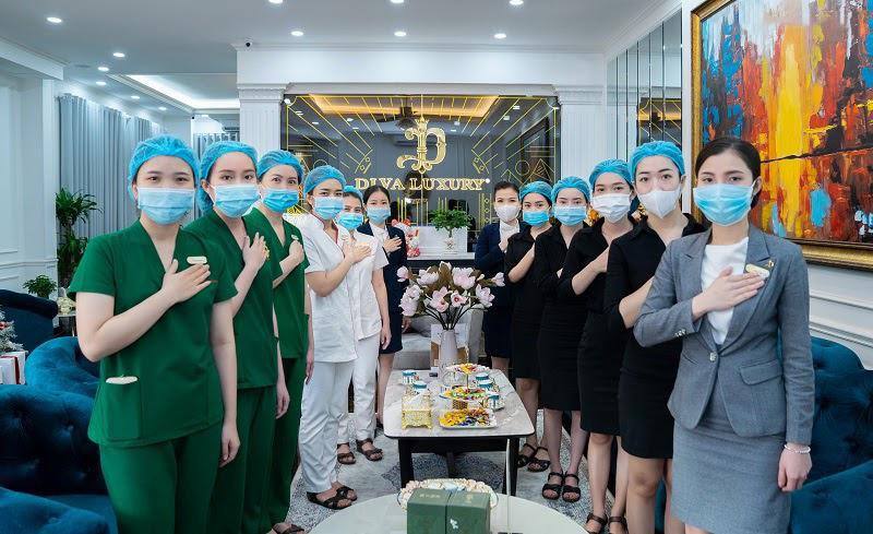 Viện thẩm mỹ DIVA lan toả văn hoá phục vụ từ trái tim - Ảnh 2.