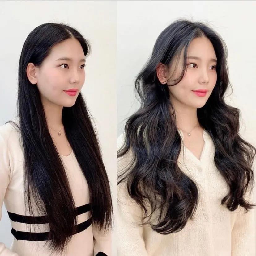 18 minh chứng cho thấy tóc xoăn không hề già, trái lại còn trẻ xinh hơn cả khi để tóc thẳng tự nhiên - Ảnh 9.