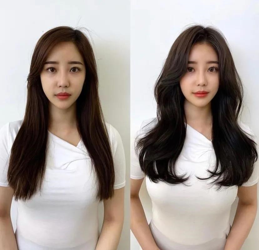 18 minh chứng cho thấy tóc xoăn không hề già, trái lại còn trẻ xinh hơn cả khi để tóc thẳng tự nhiên - Ảnh 15.