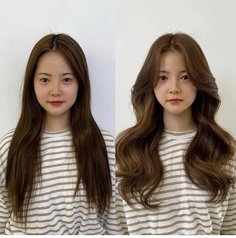 18 minh chứng cho thấy tóc xoăn không hề già, trái lại còn trẻ xinh hơn cả khi để tóc thẳng tự nhiên - Ảnh 13.