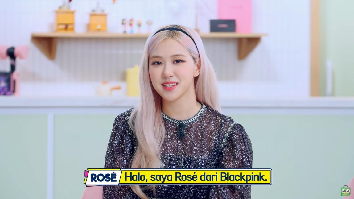 """Rosé đụng hàng """"Hoa hậu ngực khủng"""" Kim Sarang: Chỉ một chi tiết này mà giọng ca của Black Pink kém đẹp hơn hẳn - Ảnh 4."""