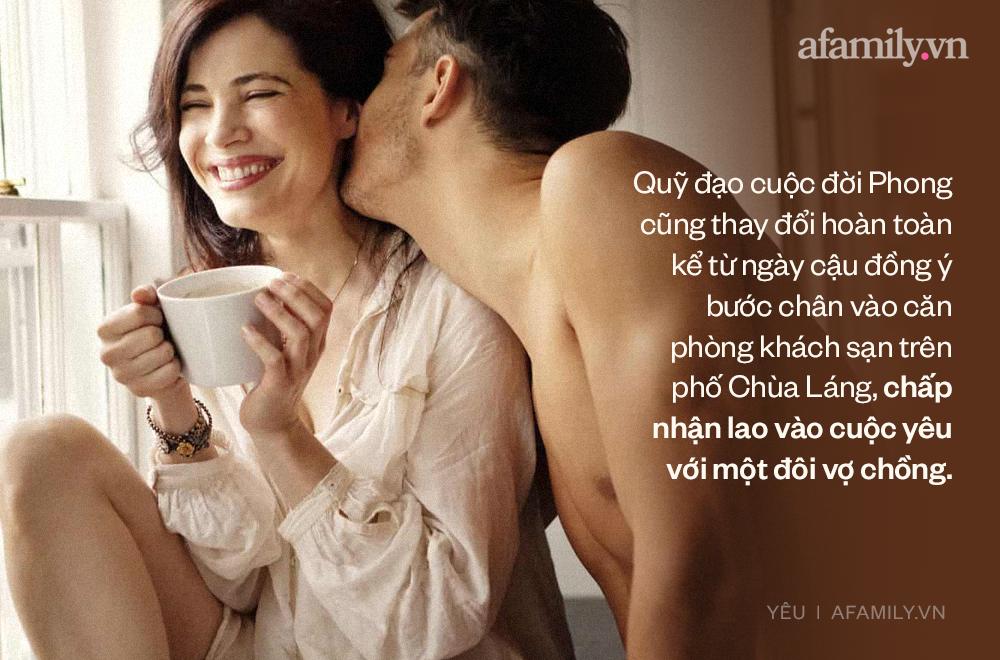 """Cú sa chân đổi vận và pha """"gặp nạn"""" với đủ trò quái đản của cặp vợ chồng Việt kiều khiến chàng PT """"sáng mắt"""" sống trong sự dằn vặt ghê tởm chính mình - Ảnh 2."""