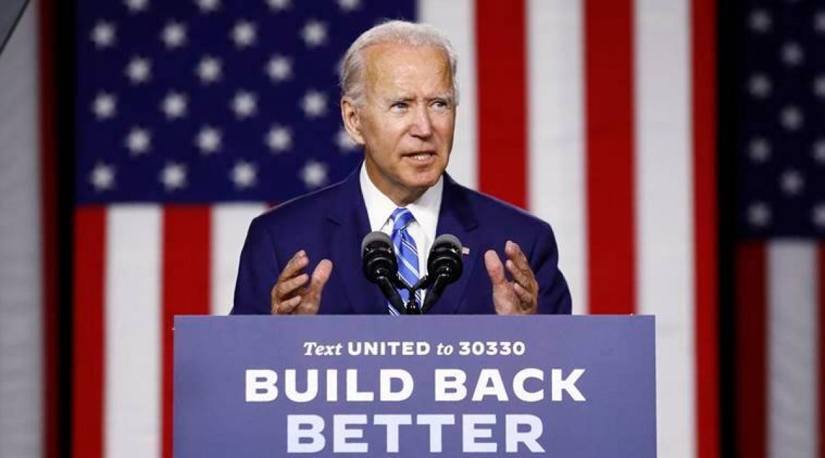 Vượt mốc 270 phiếu cần thiết, Joe Biden thắng ở đại cử tri đoàn - Ảnh 1.