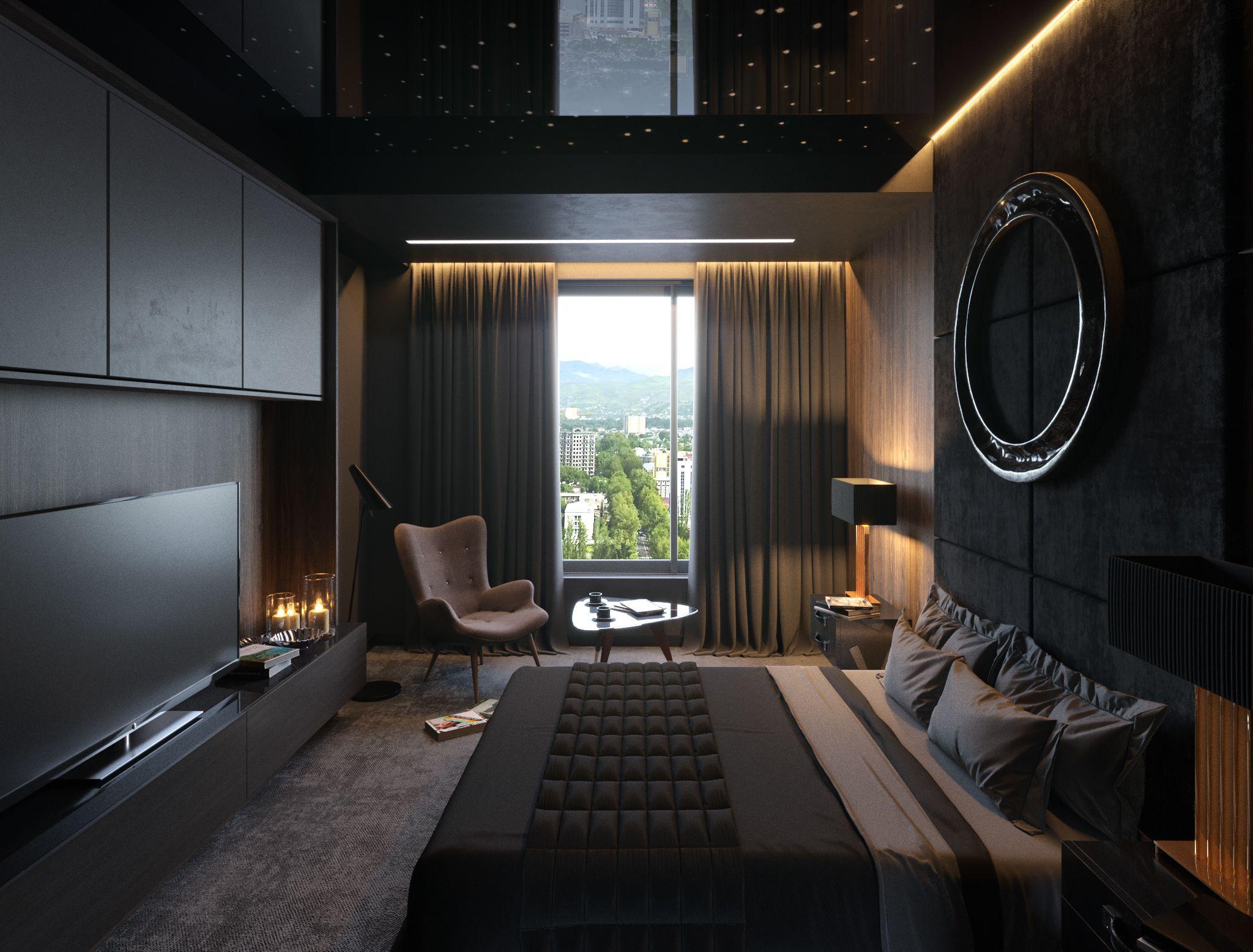 13 mẫu ghế cho phòng ngủ khiến bạn thậm chí còn yêu ghế hơn giường - Ảnh 1.