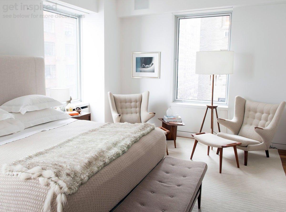 13 mẫu ghế cho phòng ngủ khiến bạn thậm chí còn yêu ghế hơn giường - Ảnh 2.