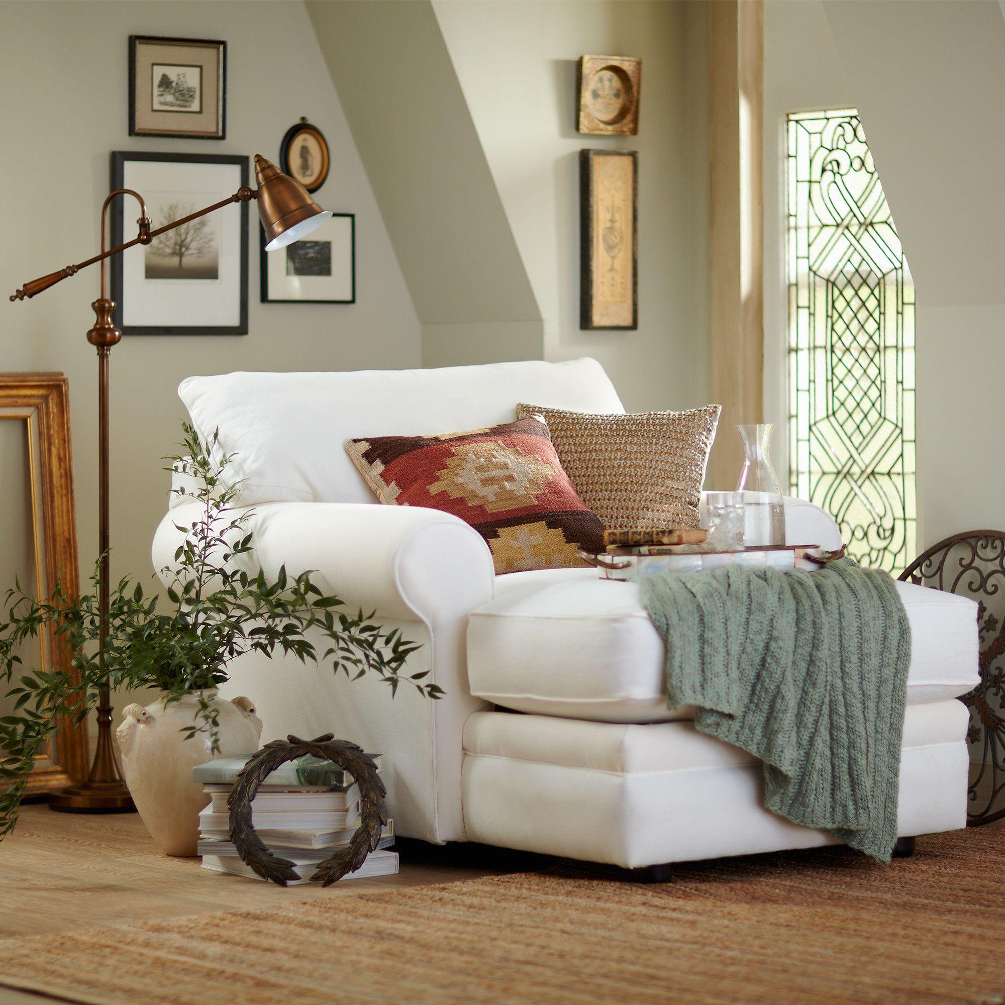 13 mẫu ghế cho phòng ngủ khiến bạn thậm chí còn yêu ghế hơn giường - Ảnh 8.