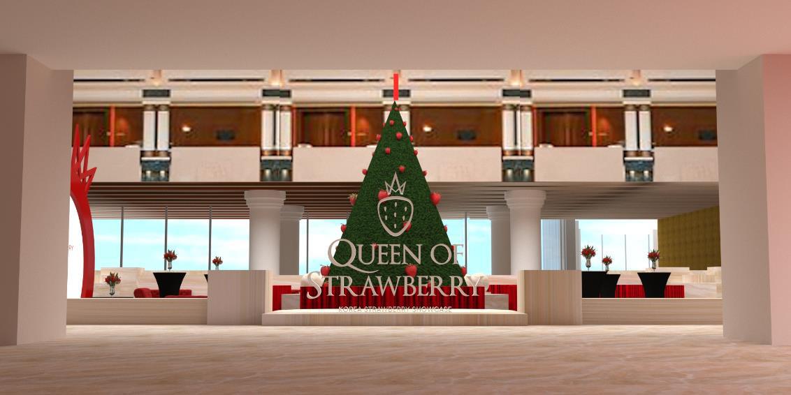 """""""Dâu tây Hàn Quốc"""" – Nữ hoàng trái cây tô điểm bữa tiệc sang trọng - Ảnh 3."""