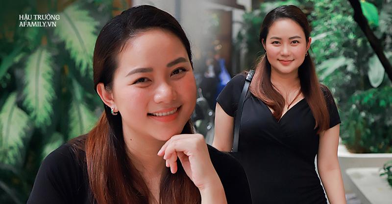 """Phan Như Thảo: Anh Đức An yêu tới mức """"mờ mắt"""" nên vợ béo thế nào vẫn thấy hấp dẫn  - Ảnh 2."""